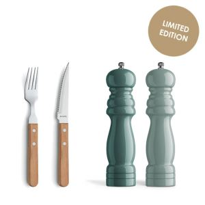 7000 Pizza Steak/BBQ set Naturals