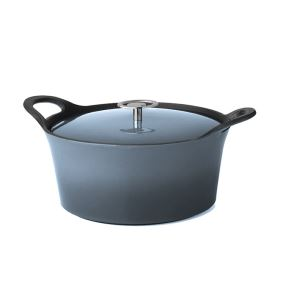 Cuisinox Cast Iron - Volcan Denim Blues