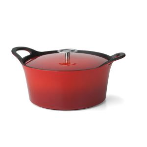 Cuisinox Cast Iron - Volcan Red