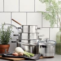 Cuisinox stainless steel Cookware set