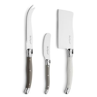 Lou Laguiole cheese knifes