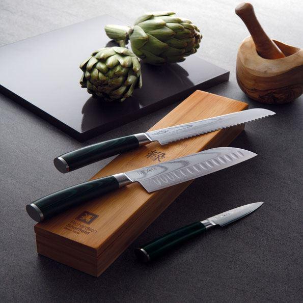 Sheffield Kitchen Knives: Midori