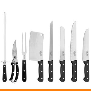 Universal 14 pc knife set